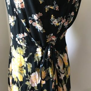 Angie Dresses - Angie Floral Wrap Dress